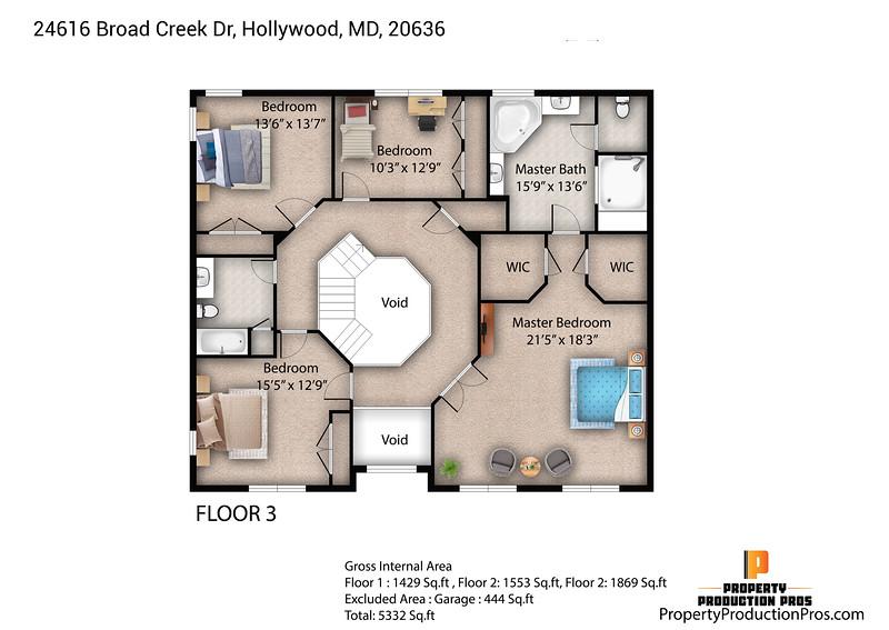 24616 Broad Creek Dr, Hollywood, MD, 20636 1