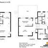 11453 Chaves Ln in 3D