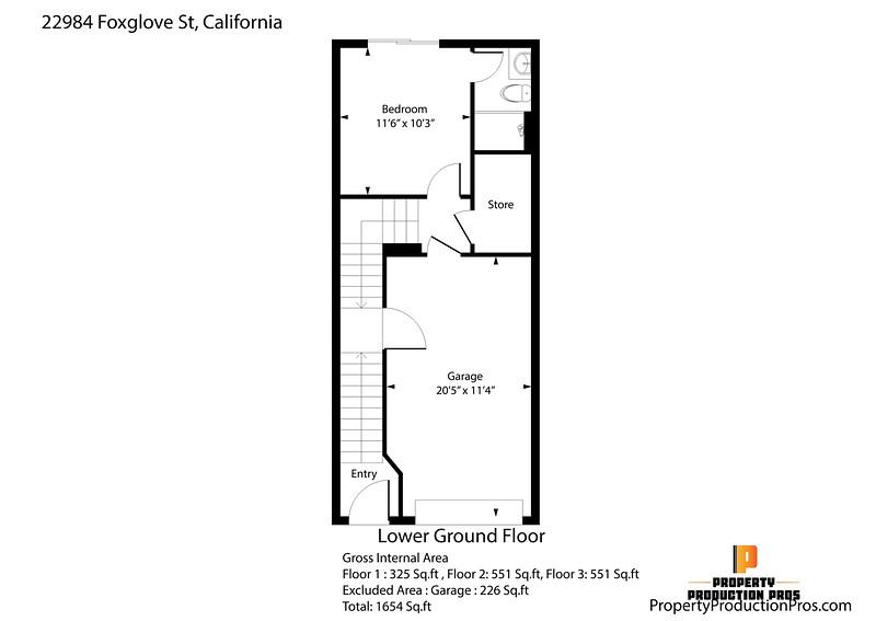 22984 Foxglove St, California, MD, 20619 1