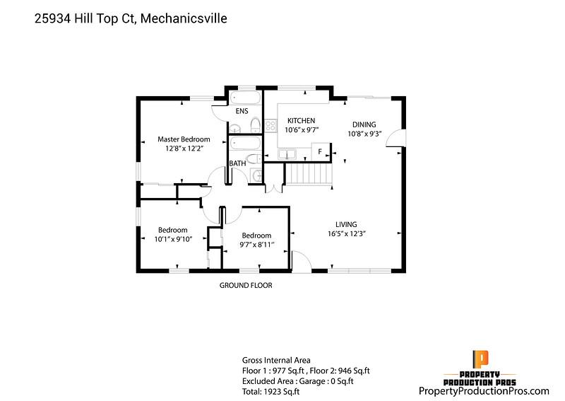 25934 Hill Top Ct, Mechanicsville, MD, 20659 2D 1