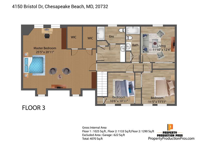 4150 Bristol Dr, Chesapeake Beach, MD, 20732 1
