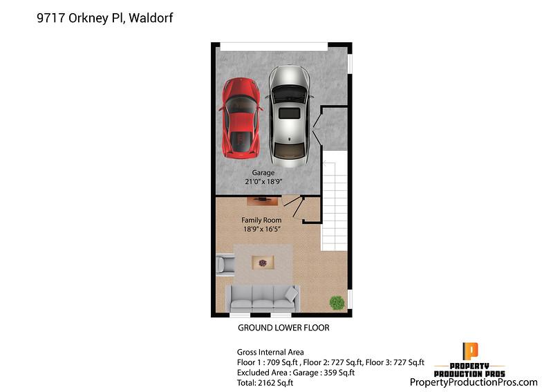 9717 Orkney Pl, Waldorf, MD, 20601 1
