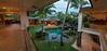Morning pool pano
