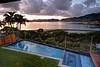 Pool Sunrise HDR