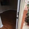 door frame cracked