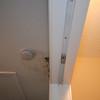 Roof Leak Upstairs hallway/ laundry