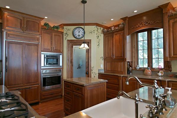 Kitchen working space