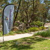 Scenic walkways to the Quarry Amphitheatre at Mirvac's Sales and information centre at Meadow Springs in Mandurah
