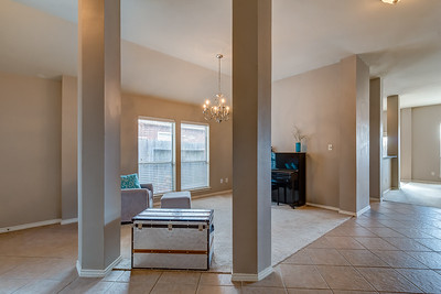 Entry & Dining Room