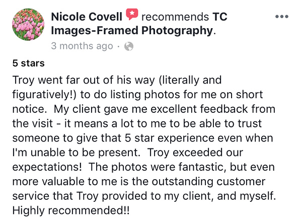 TC Images Testimonials