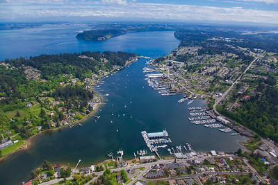 Gig Harbor Aerial