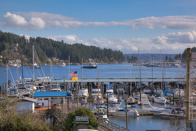 Gig Harbor North End