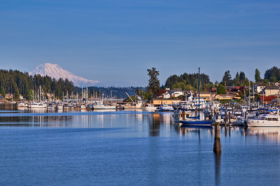 Gig Harbor Marina Wide