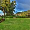 v- land house panorama backyard