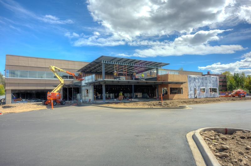 Wheat Ridge Animal Hospital-Construction Progress