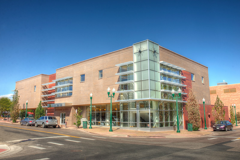 Arvada Library - Jefferson County