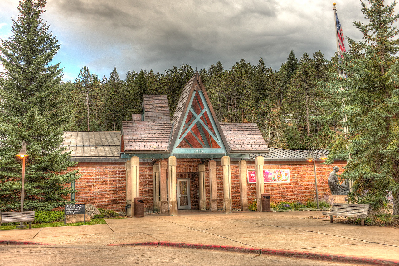 Evergreen Library - Jefferson County