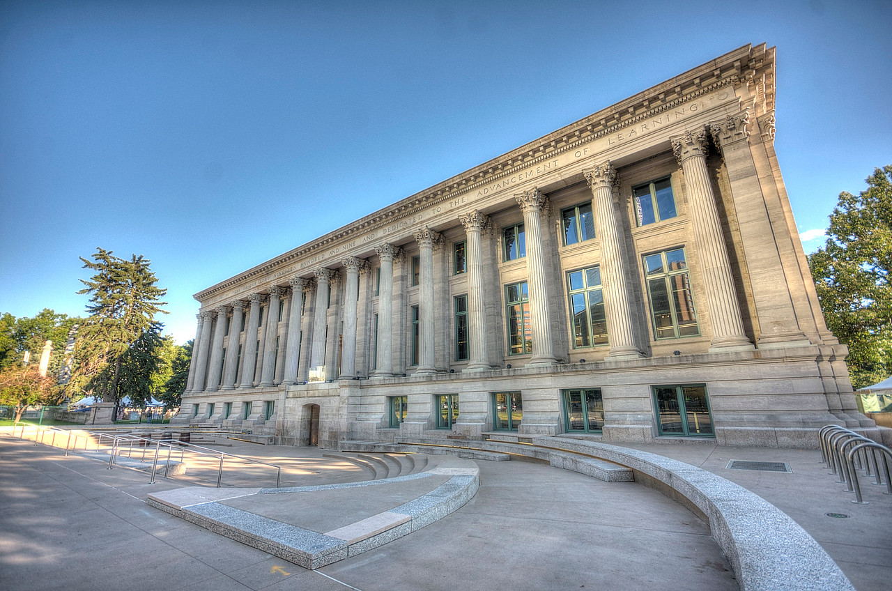 McNichols Building - City of Denver