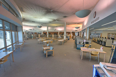 Columbine Library - JCPL  - Pre-Remodel project