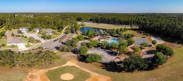 Stonehurst Plantation Aerial Photography