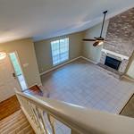 Entry & Living Room