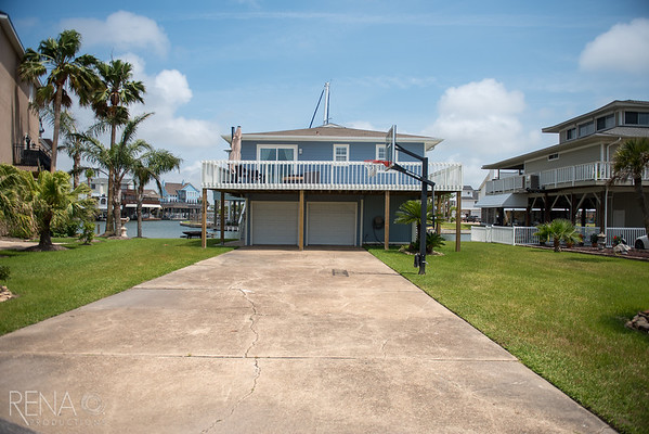 Tiki Island Beach House for Sale