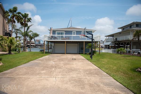 Tiki Island Beach House for Sale