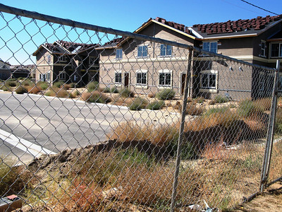 Victorville Unfinished Apts