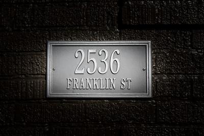 2536 Franklin Street