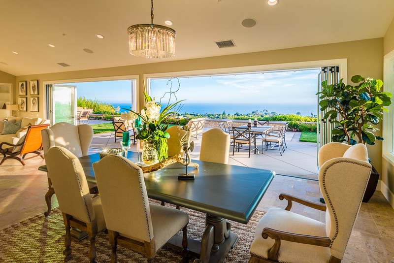 Dana Point view home