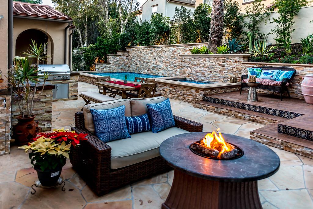 Custom backyard area - Highly upgraded
