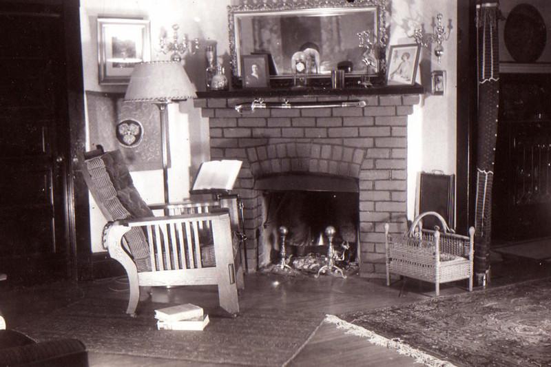 Charles' Morris Chair