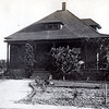 Another early view of the house probably around 1903