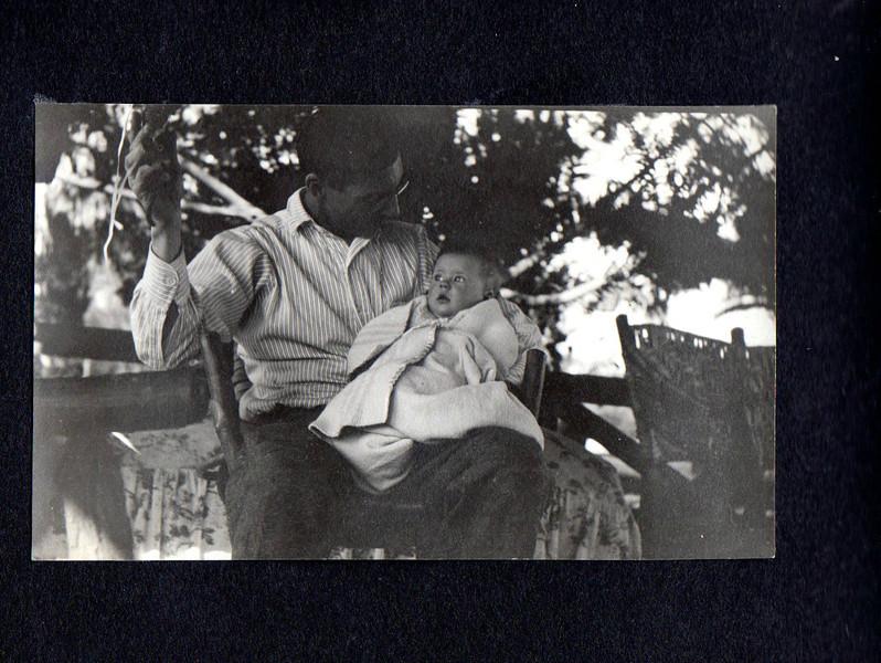 Charles and Katt, 1914