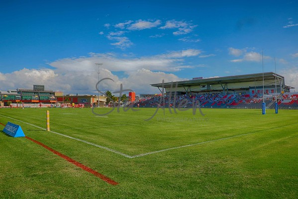 redcliffe dolphins new stand
