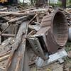 The Ruins of 415 Greene Street