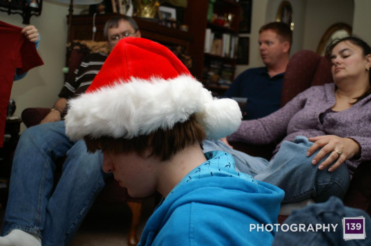 Bennett Christmas - 2008