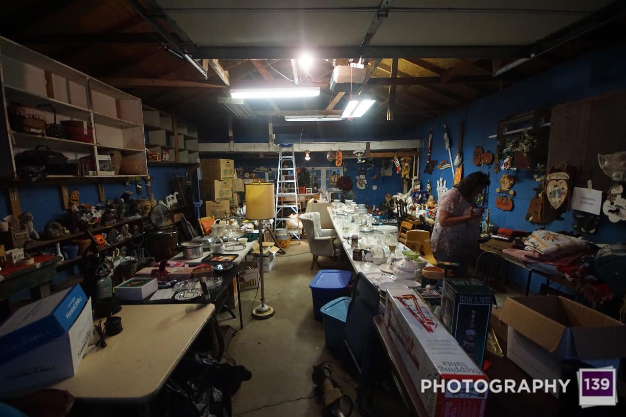 Grandma's Garage Sale