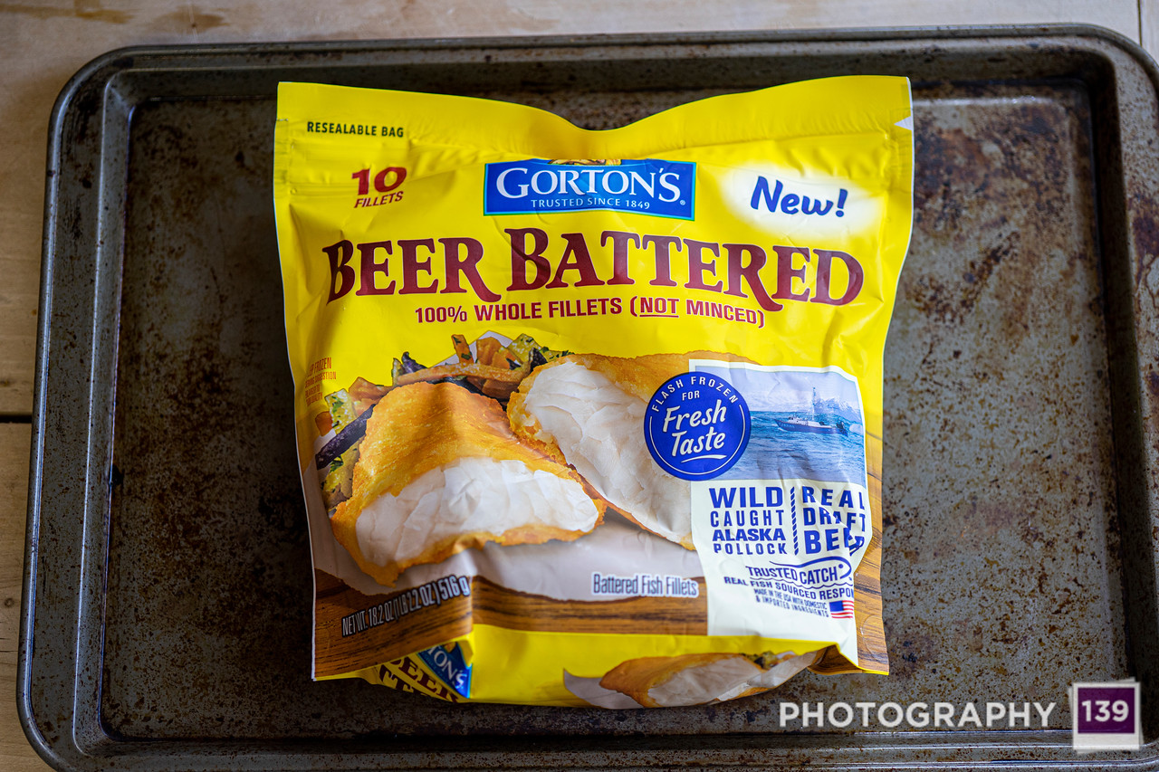 Gorton's Beer Battered Fish Fillet