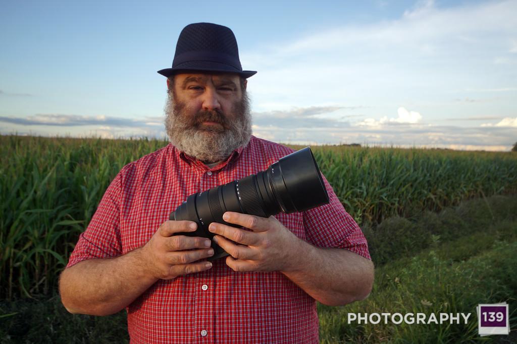 120-400mm Lens