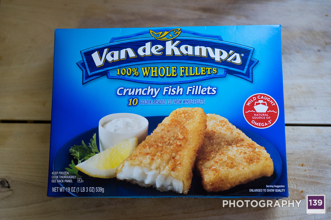 Van de Kamp's Crunchy Fish Fillets