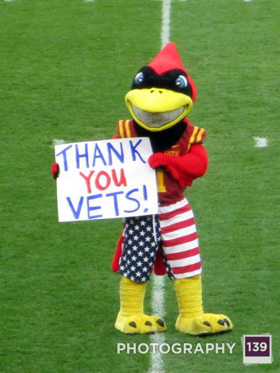 Veterans Day - 2017