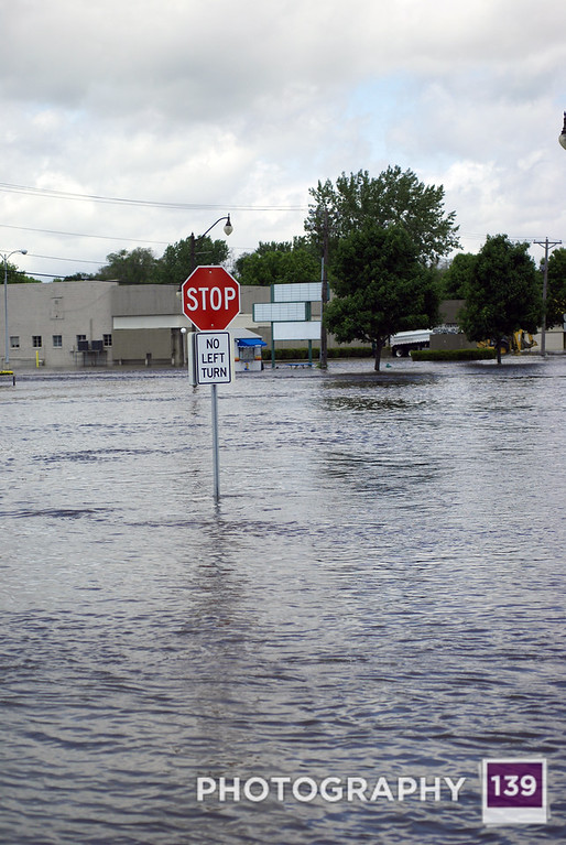 Squaw Creek Flood - 2008