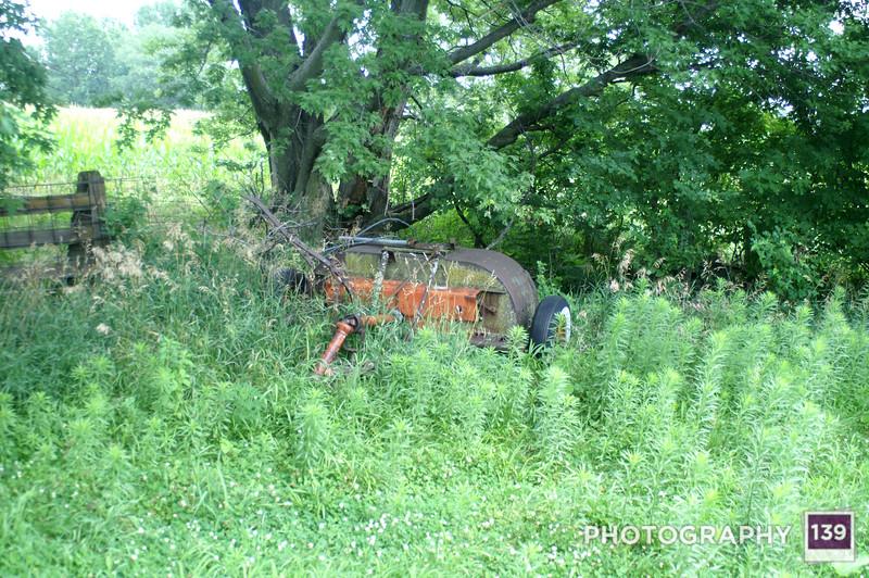 Miller Farm - 2008