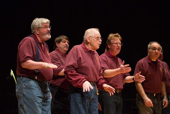 Real Men Sing