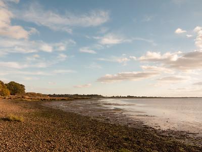 beach coastal scene outside essex clear landscape no people