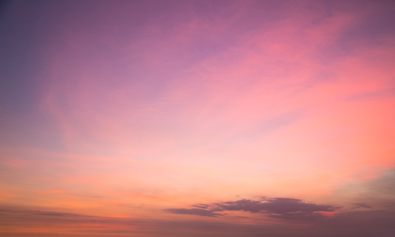 Colourful Sky at Sunset