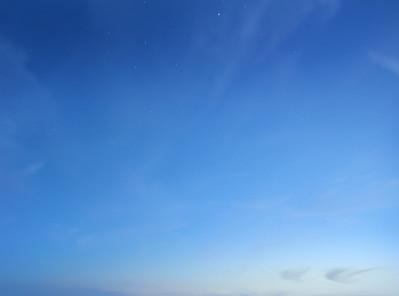 Catalogue Sky #5 Twilight Blue