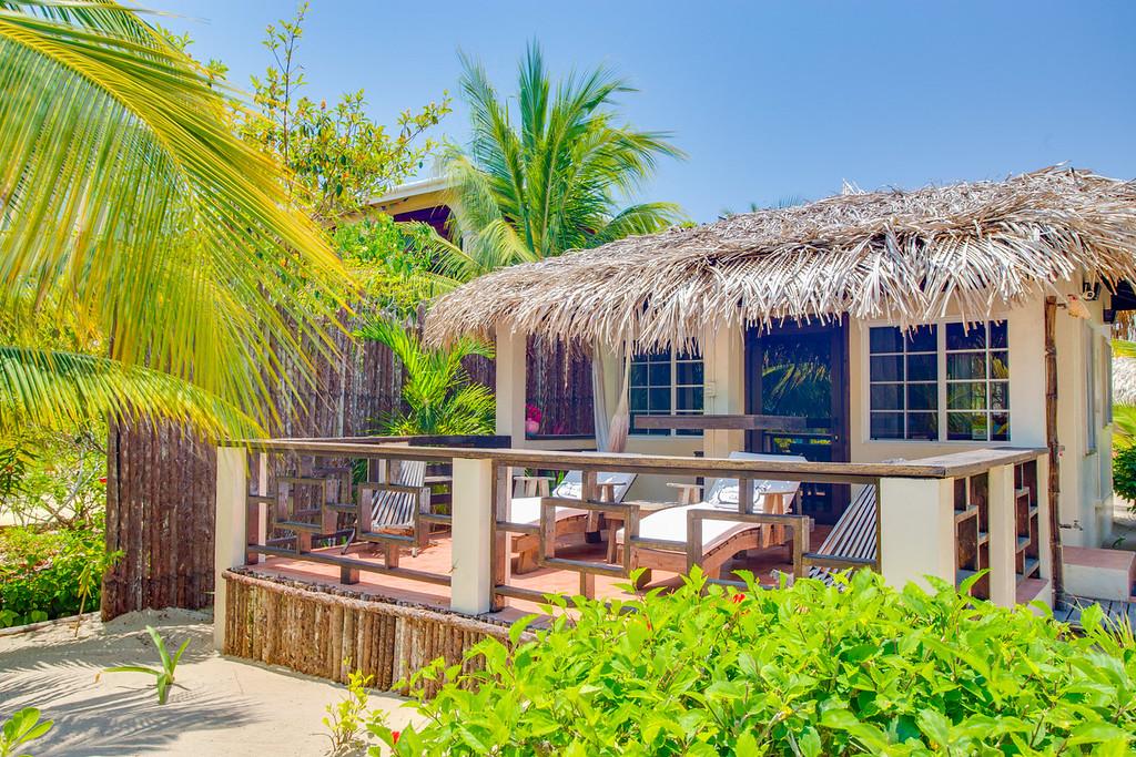 Caribbean Beach Cabanas