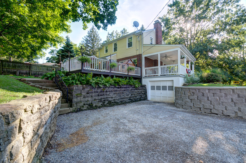 Mt Washington Real Estate Photography